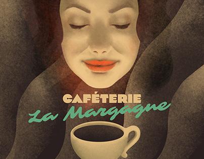 """Caféterie """"La Margagne"""""""