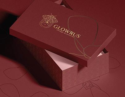 Glowrus Rebranding + package
