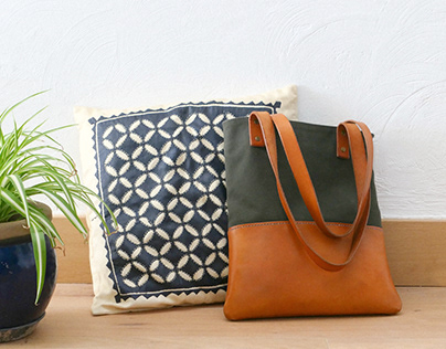 Tote bag - Handmade in Tokyo