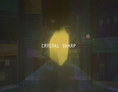 Crystal Sharp 刺穿我的心 Official Lyric Video