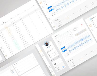 CAST | UX/UI & Visual Design