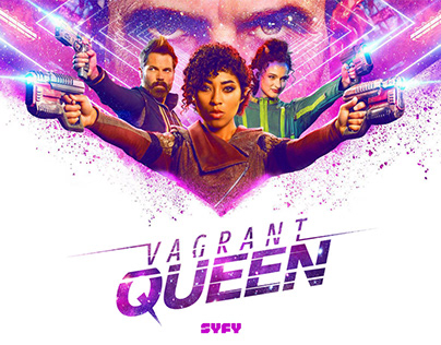 SyFy Channel Vagrant Queen