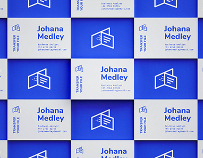 Transfer Your File — Branding Design