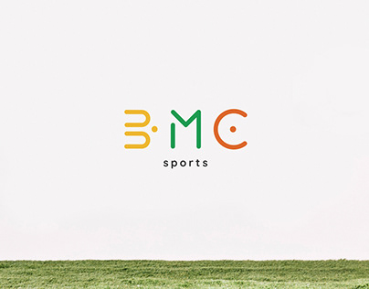 Logo and Corporate Identity for the BMC Sports