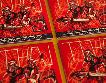 TOKAI - RADIONEFASTO / Album