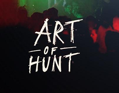 JÄGERMEISTER - Art of Hunt