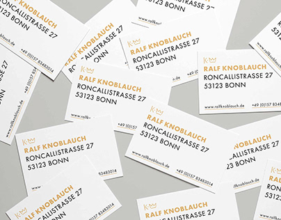 Ralf Knoblauch   Branding