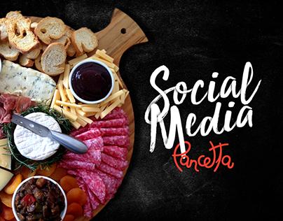 Social Media | Pancetta Mercado Gourmet