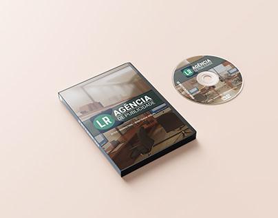 Capa de DVD LR Agência
