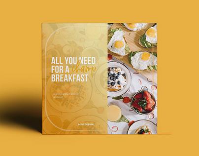 Instagram Food Banners   Social Media