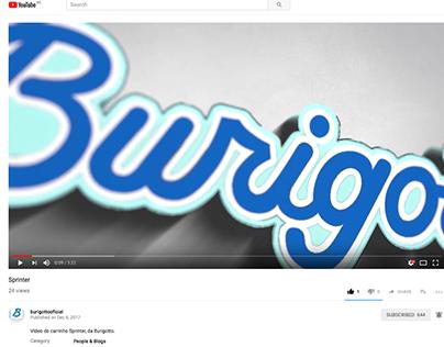Edição de Video Produto Burigotto