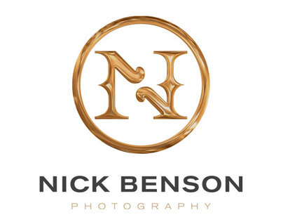 Nick Benson Photography Logo & Branding Package