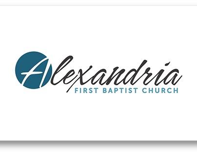 First Baptist Church of Alexandria | Logo Animation