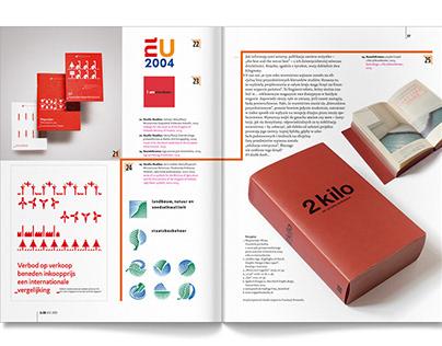 2+3D Polish design quarterly / 2006–2010