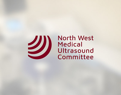 Logo design for North West Medical Ultrasound Committee