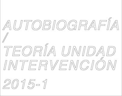 (2015-1) El presente. Teoría Intervención