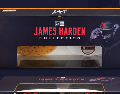 New Era James Harden Collection