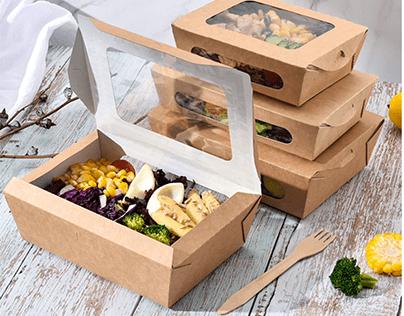 Bio Degradable Food Boxes