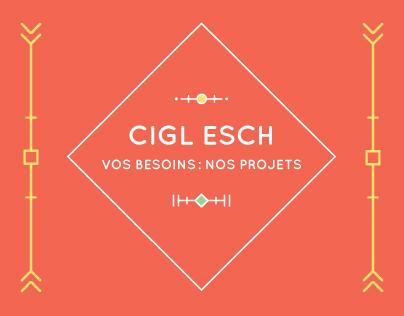 Brochure - CIGL-Esch