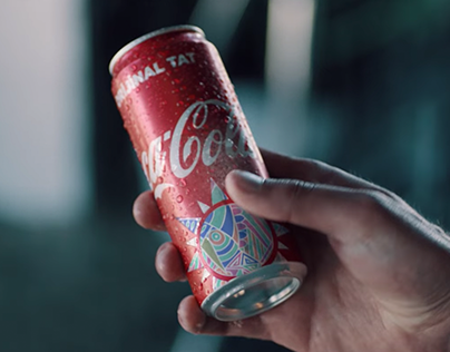 Coca-Cola // Thermochromic Cans