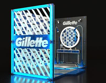 Gillette Kiosk