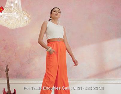 Indian Flower Leggings TV Commercial