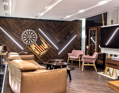 B Living Room