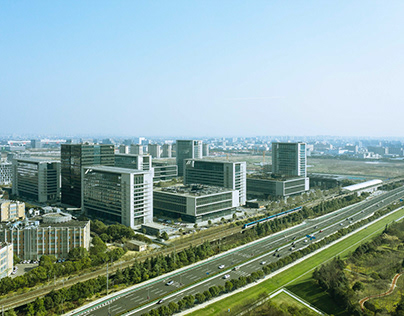 Caohejing Pujiang Science and Technology Plaza