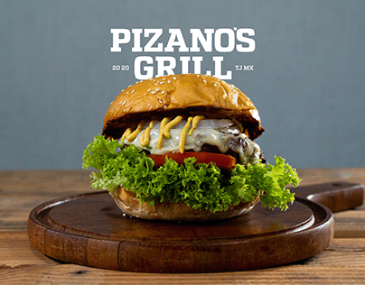 Pizano's Grill