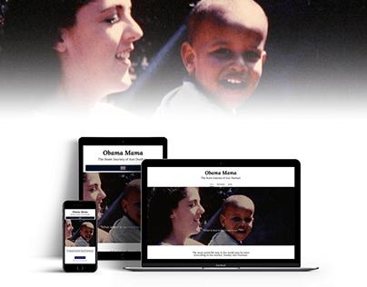 Obama Mama Film Website
