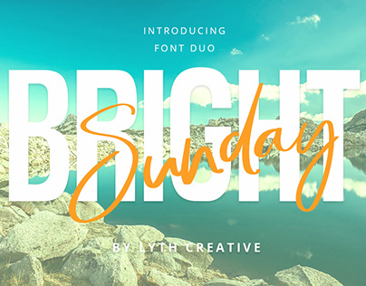 Bright Sunday Font