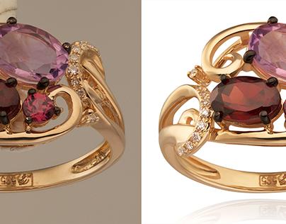 Retouch Jewelry