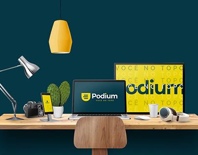 Podium - Visual Brand