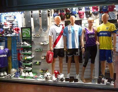 Vitrina Deportiva - Buenos Aires Argentina 2013