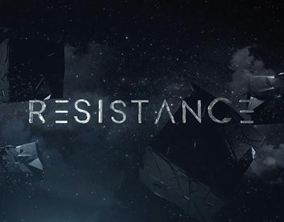 Ultra - Resistance Ident