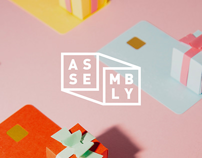 Assembly Payments - Visual language and web design