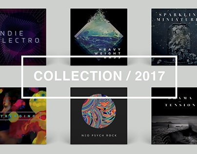 Album cover collection (2017)