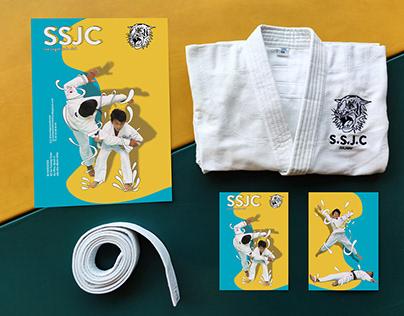 Branding for Sao Saigon Judo Club