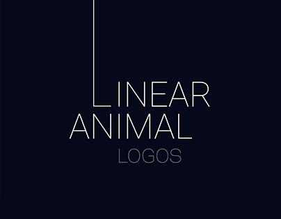 LINEAR ANIMAL LOGOS