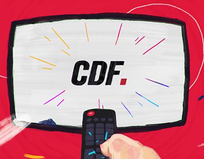 CDF / Nuestra Fiesta del Fútbol / On-Air Package