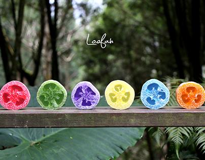 絲瓜皂Loofah soap