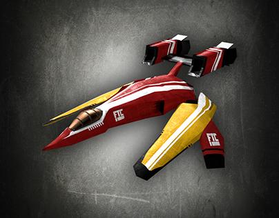 "FTC Ship ""Arrow"""