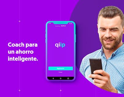 qiip - banking app