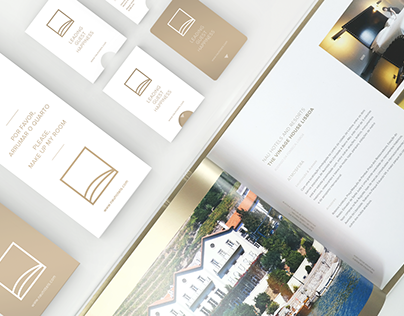 Nau Hotels & Resorts - Branding and Editorial