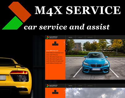 Web: M4X Service