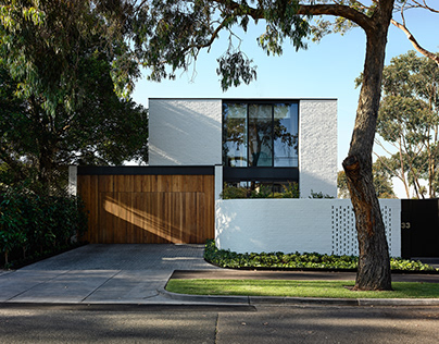 Brighton East 2 House in Melbourne, Australia by InForm