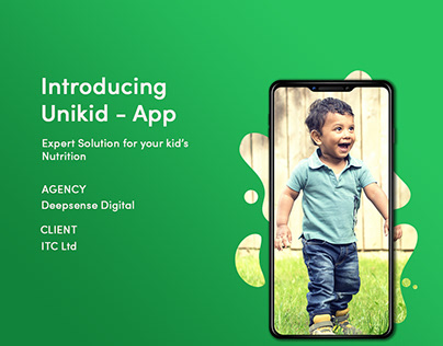 Unikid App - Nutritional and Fitness Tracker