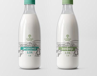 Этикетки на бутылки