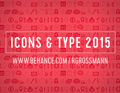 Icons & Type 2015
