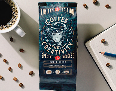 Coffee Fuels Creativity